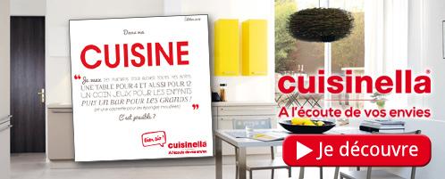 Catalogue Cuisine Cuisinella 2018