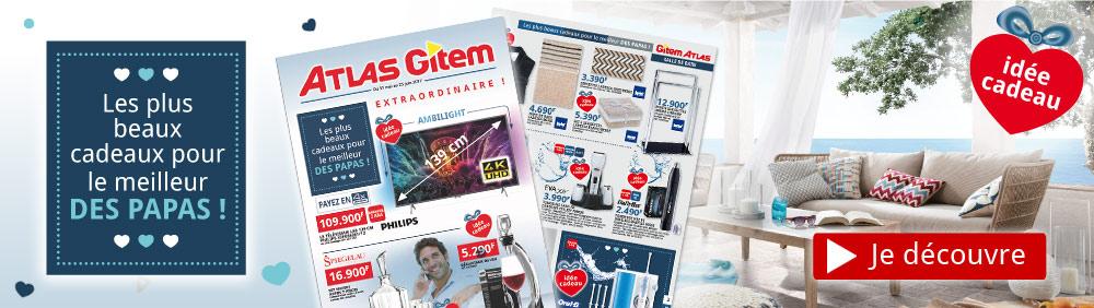 Catalogue Fête des Pères Gitem-Atlas 2017
