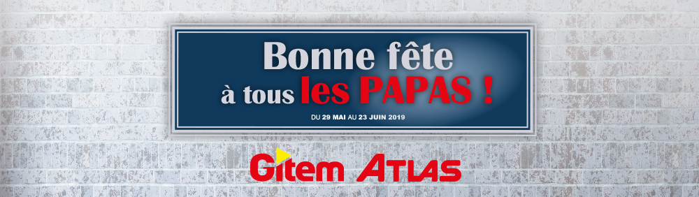 Catalogue Bonne fête papa 2019