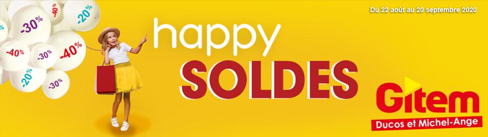 Gitem - Happy soldes